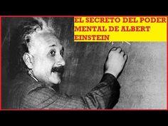 Conoce el Secreto del Poder Mental de Albert Einstein?