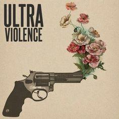 Ultraviolence // Lana Del Rey- album (2014)
