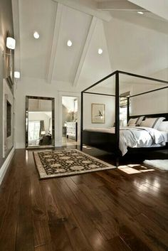 Black Fox Sw 7020 Walls And Mink Sw 6004 Ceiling Paint