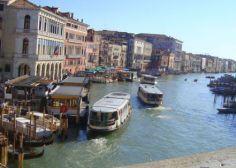 Mια μέρα στη Βενετία