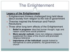 enlightenment influences on american ideals The enlightenment began, most historians would probably concur, in mid-17 th century, and peaked in the 18 th century, when its real center of gravity france, not (as in the renaissance) italy.