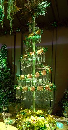 Christmas Dinner: Centerpieces | Inspirations