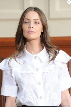Portrait de Marie-Ange Casta en mars 2015