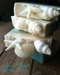 Handcrafted Artisan Life's a Beach Goat Milk Soap by Sassysundries, $6.00