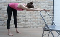 38 best yoga modifications images  chair yoga chairs