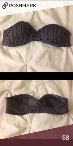 Strapless Bathing Suit Top