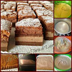 Le Mille e una Torta di Dany&Lory: TORTA MAGICA CACAO E NUTELLA