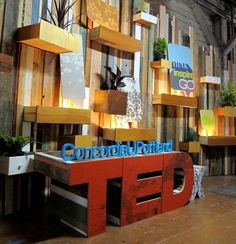 Fontana Studios » Blaine Fontana's TEDx Speech Presentation & Installation