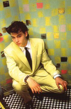 Johnny Depp (1989)