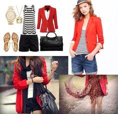 Nuwem • Blog de Fortaleza • Dicas, Beleza & Lifestyle | (Overdose Alert!) E lá se vem o blazer vermelho outra vez!