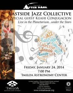 'Imiloa Astronomy Center Jan, 24, 2014