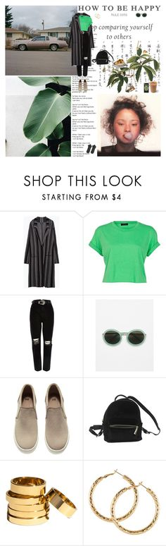 """""""Music: Barns Courtney – Glitter & Gold"""" by azaliya ❤ liked on Polyvore featuring Zara, River Island, H&M, Urban Outfitters, Sony, Topshop, HM, topshop, zara and RiverIsland"""