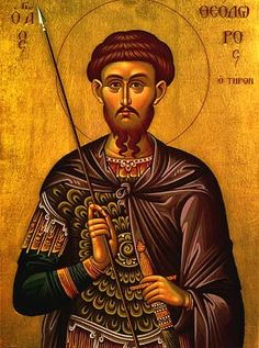 Full of Grace and Truth: St. Theodore Tyron and the Miracle of the Kollyva