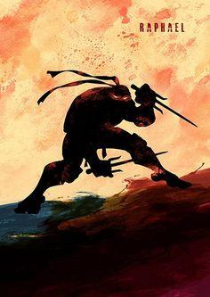 Raphael - Teenage Mutant Ninja Turles