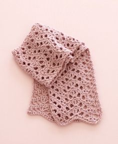 Modern Lace Scarf