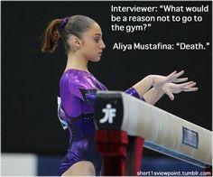 gymnastics tumblr quotes