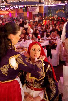 Ta Sfakia folk dance recital on the Greek island of Crete Greek Traditional Dress, Traditional Outfits, Greek Costumes, Greek Culture, Dance Recital, Folk Dance, Greek Mythology, Roots, Dancing