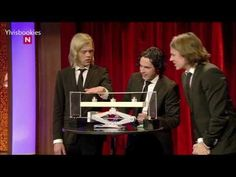 "▶ Ylvis - The gene test (DNA) - IKMY 17.10.2013 (English subtitles) - YouTube...you might have to turn ""captions on"" for subtitles. (bottom right hand corner)"