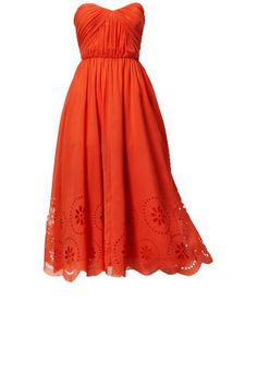 orange crochet dress - Google Search | The Love Song costume ideas ...
