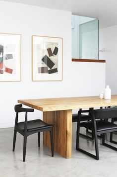 I would like this whole house, please and thank you! Ara & Chris' Abbot Kinney Loft