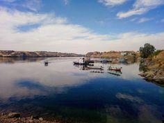#تصوير #نهر #النيل #سماء #سحب #انعكاس #اسوان #مصر #my #photo #mobilephoto #river #nile #boat #sky #clouds #reflection #aswan #egypt #mein #foto #mobiltelefon #fluss #nil #himmel #wolken #reflektion #ägypten #picoftheday #fantastic_earth