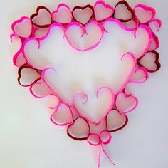 I saw in 4CrazyKings a cute heart wreath made out of construction paper, which gave me the idea of making a paper wreath. After doing inventory of all the materials I had handy, I decided to make ...