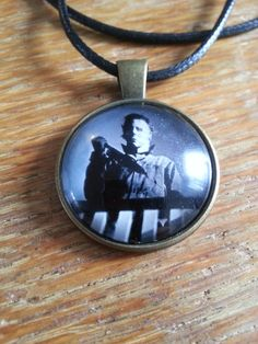 Myers Necklace by AwesomeOddities on Etsy