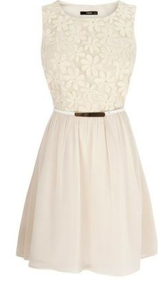 white daisy bodice dress, suitable for my bridal shower? could be