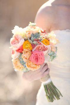 The Loft Flower & Art Studio - Bonnet Island Wedding from Kay English