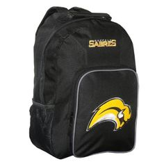 NHL Buffalo Sabres Southpaw Backpack by Concept 1. $12.55. The Southpaw backpack is a great way to carry around your stuff while staying organized and showing off your team spirit.