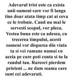 Mesaje frumoase despre prietenie - Adevărul trist True Words, Quotes, Vertical Bar, Rome, Quotations, Quote, Shut Up Quotes, Shut Up Quotes, True Sayings