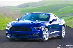 2015 Saleen 302 Mustang White Label