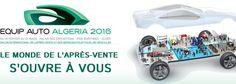 Salon international des équipements et services pour tous les véhicule du 29 février au 3 mars 2016 SAFEX à #Alger