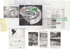 Fósseis e a árvore filogenética de Mariana Castillo Deball - 32ª Bienal