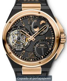The IWC Ingenieur Constant-Force Tourbillon & the IWC Ingenieur Perpetual Calendar Digital Date-Month limited edition watches. Iwc Watches, Sport Watches, Watches For Men, Iwc Ingenieur, International Watch Company, Der Gentleman, Limited Edition Watches, Beautiful Watches, Mechanical Watch