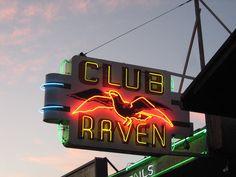 Neon Signs - photos Karen Armstrong