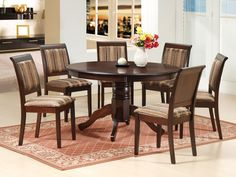 NEW SOHO DINING SET - New Soho's chic yet simple table top highlights the interesting leg detail, and fits into any style of décor with its upholstered chairs; 6 Seater; PRICE: Rs 64900/-; Buy now: http://tfrhome.com/landing/productlandingpage.php?product_code=ds-03