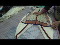 lawn kurti and tulip salwar Tulip Pants, Fashion Design Sketches, Kurti, Tulips, Lawn, Gernal Knowledge, Stitching, Tutorials, Patterns