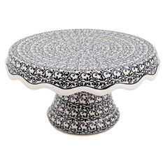 I pinned this Zoja Pedestal Cake Plate from the Bolesla Stoneware event at Joss and Main!