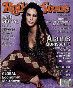 Alanis Morissette again : )