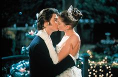 The Princess Diaries. I love this movie! It brings back so many memories from my preteen days (can you tell I've been very nostalgic lately with my movie choices? :). It's funny and sweet and has an awesomely cheesy pop soundtrack. And I could always relate to Mia. Except for this: why would you ever want Josh when you could have Michael?