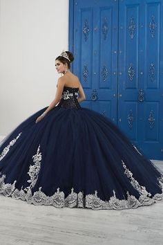 quinceanera dresses Strapless Sweetheart Glitter Dress by House of Wu LA Glitter 24045 - Mexican Quinceanera Dresses, Mexican Dresses, Sweet 16 Dresses, Pretty Dresses, Dresses For 15, Awesome Dresses, Long Dresses, Prom Dresses, Ball Gown Wedding