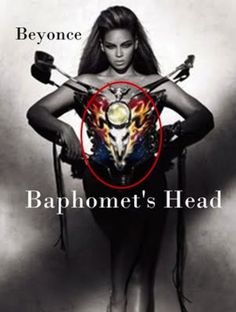 Beyonce,like many other celebritys,is a satanic follower.she,like many others,is sold and if they try to leave they die..