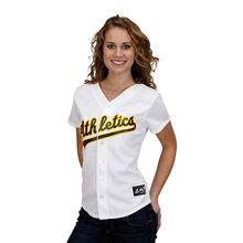 Oakland Athletics Women's Replica Jersey by Majestic Athletic