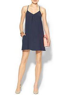 Tinley Road Fiona V-Neck Mini Dress | Piperlime $69