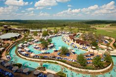The River Bluff Water Experience at JW Marriott San Antonio Resort & Spa
