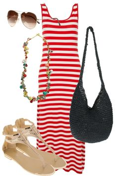 Stripe The Sea Outfit includes Nest Picks, Billini, and Zoda - Birdsnest Online Clothing Store