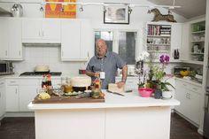 Inside Andrew Zimmern's Kitchen