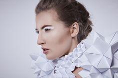 Origami - Model: Johanna B. MuA: Melanie Merle
