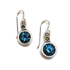 Patricia Locke Jewelry - Trick Earrings in Envy